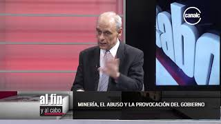Federico Kopta: Minería, el abuso y la provocación del gobierno