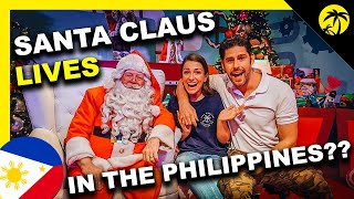 Emotional CHRISTMAS in the PHILIPPINES - Manila just got even better!
