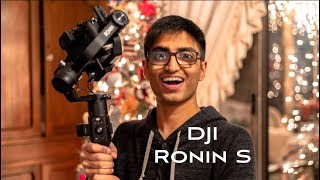 DJI Ronin S Unboxing and Review!