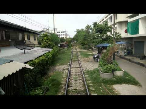 Mahachai Train Station Thailand