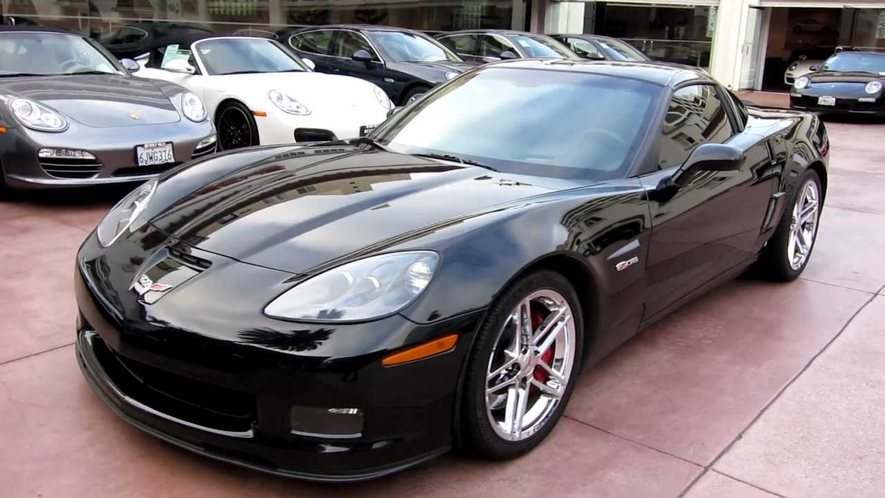 2008 corvette z06 ls7 c6 for sale beverly hills porsche. Black Bedroom Furniture Sets. Home Design Ideas