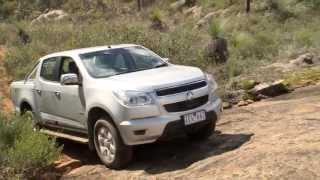 Holden Colorado 2012 Videos