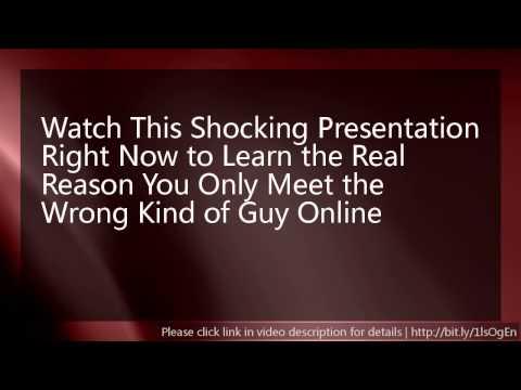 Online Allure - Online Dating For Women Tutorial
