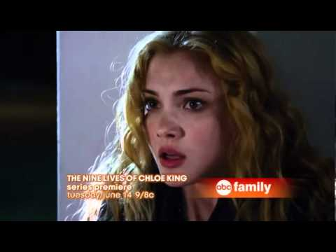 The Nine Lives of Chloe King 1x01 Series Premiere June 14th Promo
