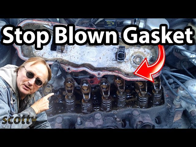 How to Stop a Head Gasket Leak in Your Car