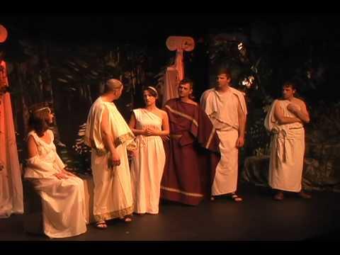 A Midsummer Nights Dream - Act 1 Scene 1
