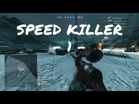 SPEED KILLER - 1 - | Battlefield 5