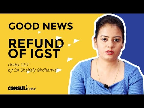 GST Refund: Refund of IGST to International Tourists - Good News for People Travelling to India