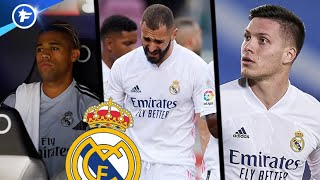 Mariano Diaz, Luka Jovic et Karim Benzema dans la tourmente au Real Madrid | Revue de presse