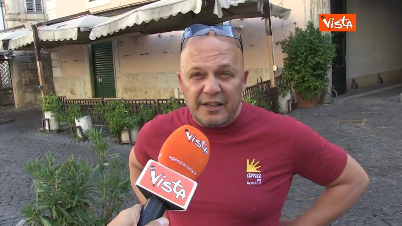La Roma a Friedkin: la reazione dei romanisti di Trastevere