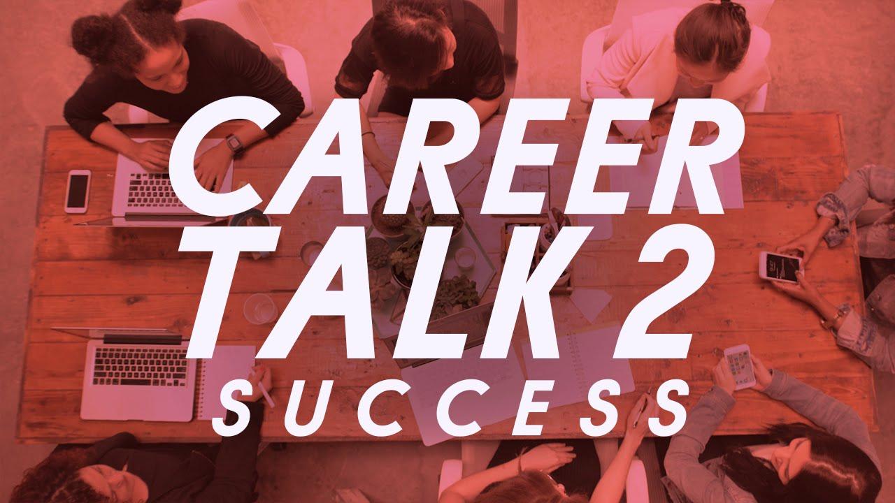 Career Talk: Internship Success feat. The Intern Queen ...