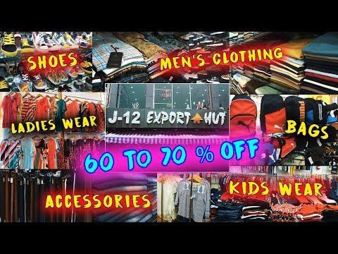 Export Hut, Central Market, Huge Discount On Shoes, Clothes, Accessorise, Kids Wear, Lajpat Nagar