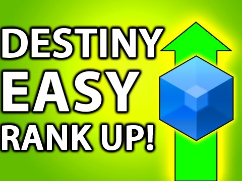 Fastest way to rank up in destiny with bounties destiny tips amp tricks