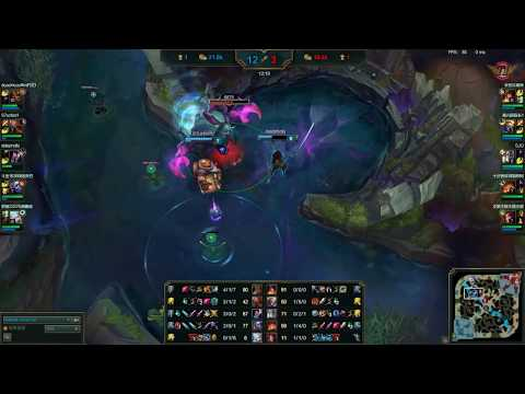 Faker practicing for the quarter finals! Time to release his Yasuo! [China server solo rank]