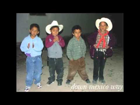 Aidan Cooper - Down Mexico Way
