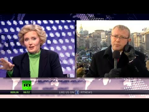 'Protest in Ukraine not against Russia, but against post-Soviet future'