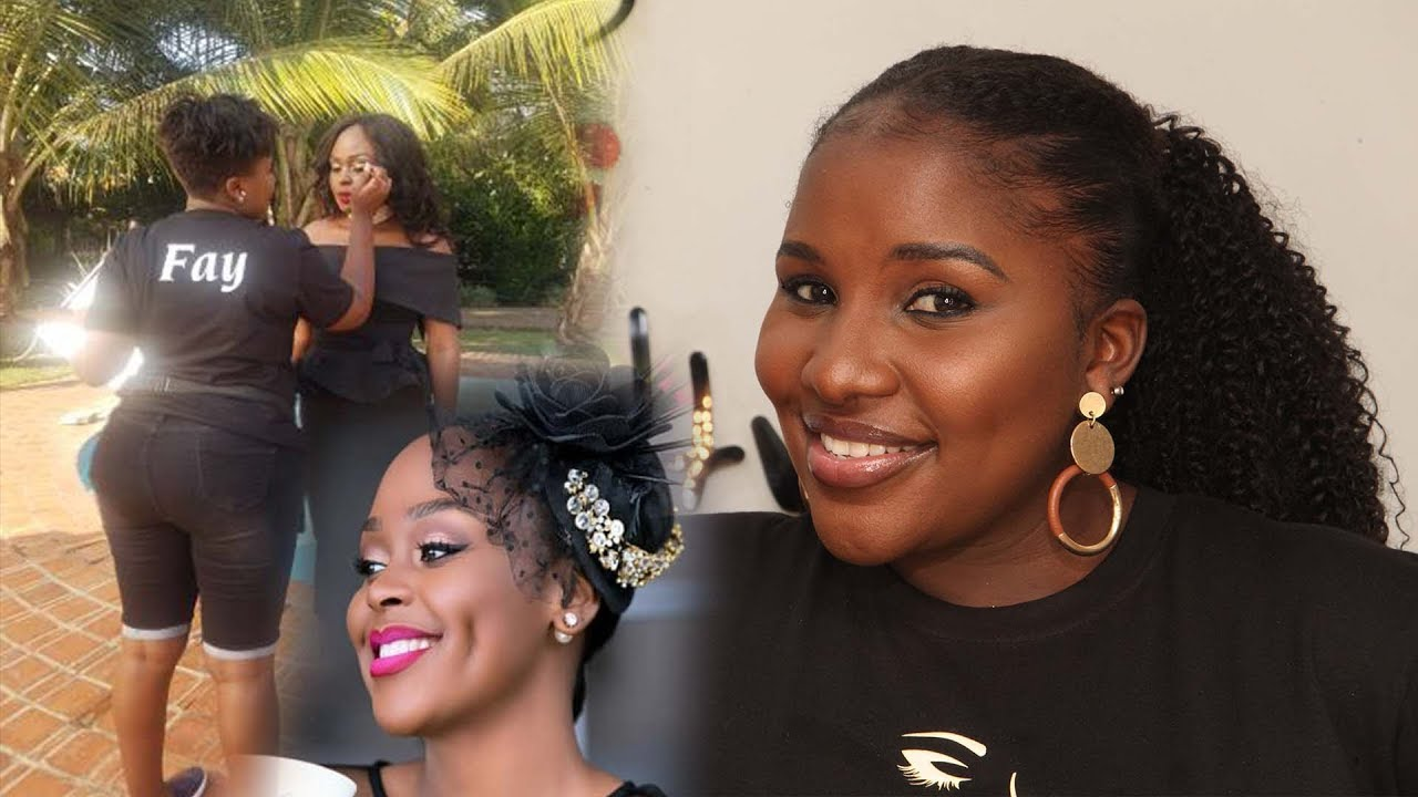 REMA NAMAKULA'S INTRODUCTION MAKEUP ARTIST SPEAKS OUT