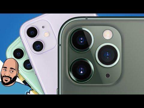 iPhone 11 vs