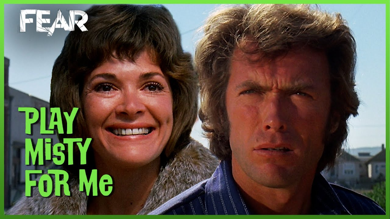 Download Evelyn Won't Leave Dave Alone! | Play Misty For Me (1971) | Fear
