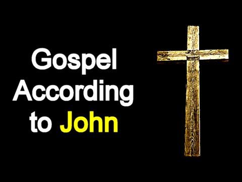 Gospel According to John - Audio Bible Reading (New Testament / NASB)