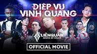 Điệp vụ vinh quang | Official movie | PewPew, Độ Mixi, FAP TV, Uyên Pu, CeeJay, Rambo, Bình Gold,...