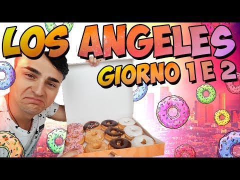 #1 TUBERANZA A LOS ANGELES! Fidget Spinner Americani PAZZESCHI.