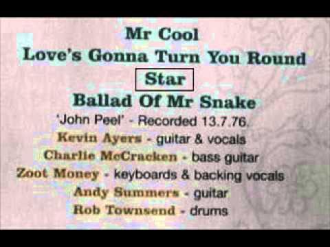 ANDY SUMMERS & KEVIN AYERS - Star (John Peel 13-07-1976 UK)