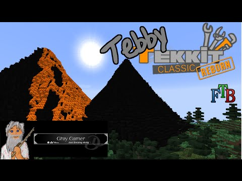 TebbyTekkit Ep 026 [ You still have those? ]
