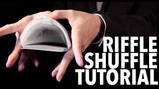 Cardistry for Beginners: Shuffles - Riffle Shuffle Tutorial