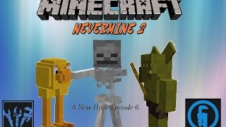 Minecraft Nevermine 2 : Let's Play A New Hope Episode 6
