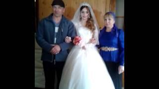 Свадьба Цуцаевых Юсуп и  Тасмила