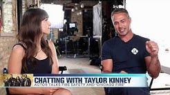 Chatting with Taylor Kinney