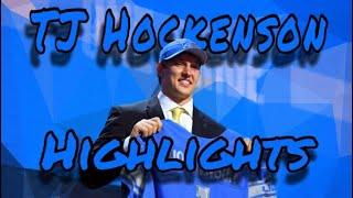 "TJ Hockenson Highlights - ""Real Ties"""