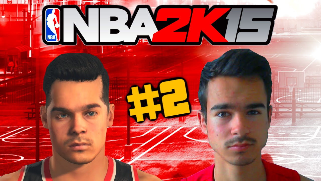 nba 2k15 el rilles weg zur legende 2 facecam k mpfen und siegen hd youtube. Black Bedroom Furniture Sets. Home Design Ideas