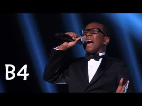Quintavious Johnson - Vocal Range Live (G#2 - B5 - C#8)