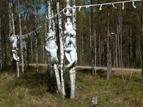 Koli Environmental Art Festival 2013; Slash and Burn Gallery- Exhibition