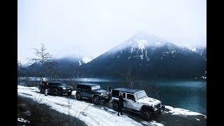 Chilliwack Lake FSR Winter Drive