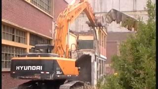 Trabajos de Remodelacion de la GUE. Ricardo Palma - Emblematico