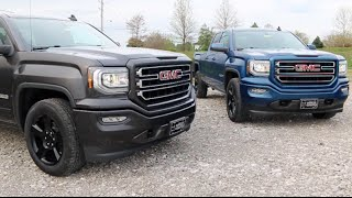 2016 GMC Sierra 1500 4X2 Elevation Edition 5.3L V8, 4.3L V6 Double Cab Preview