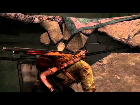 The Last Of Us How To Beat Hotel Lobby (EASY Way)