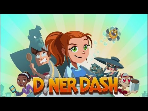 Diner Dash IPhone/iPod Touch/iPad Gameplay [HD]