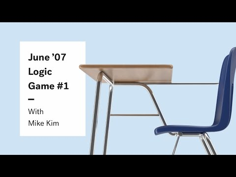 Sample LSAT Logic Game #1 | From the June 07 Exam | Questions + Solutions