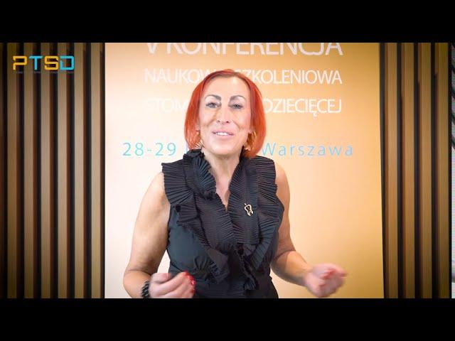 PEDODONCJA: Dr Katarzyna Brus-Sawczuk - PTSD 2020