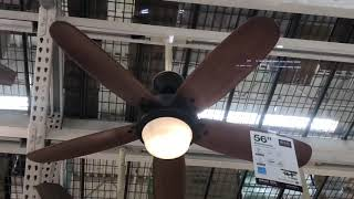 Ceiling fans at Home Depot (2019)
