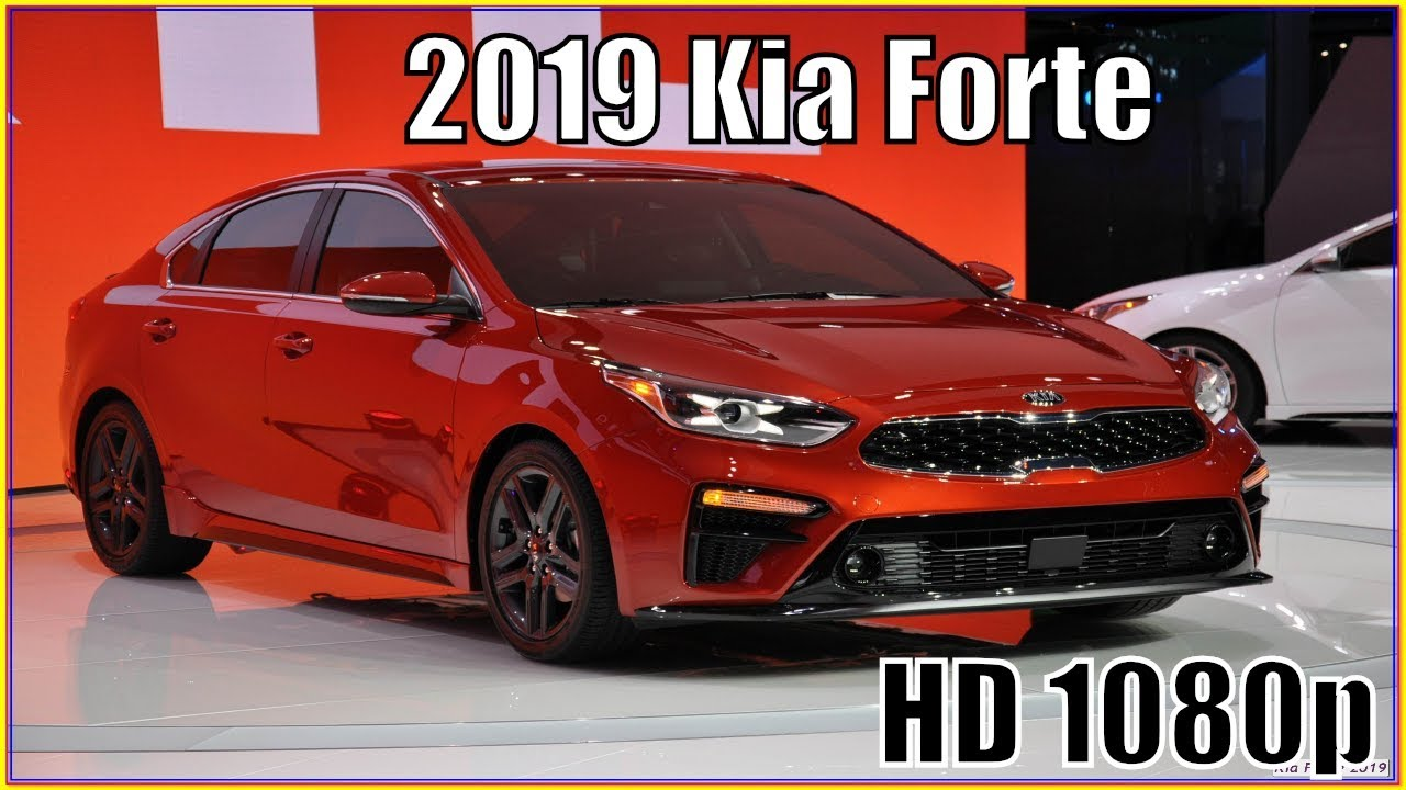 2019 Kia Forte Review And Specs It S Bigger And Looks Great Youtube