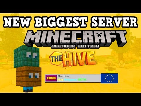 Minecraft's Biggest Server... Now Has An EU VERSION??