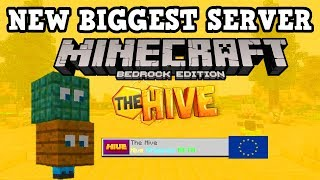 Minecraft's Biggest Server... Now Has An EU VERSION??