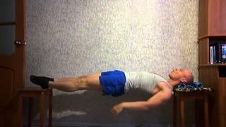 street workout упражнение на статику