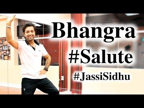 Bhangra | Jassi Sidhu - Salute Ft. Dr Zeus & Fateh | New Bhangra Song 2016 | Gagandeep Khurana
