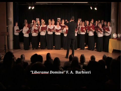 """""""Liberame Domine"""" F. A. Barbieri"""